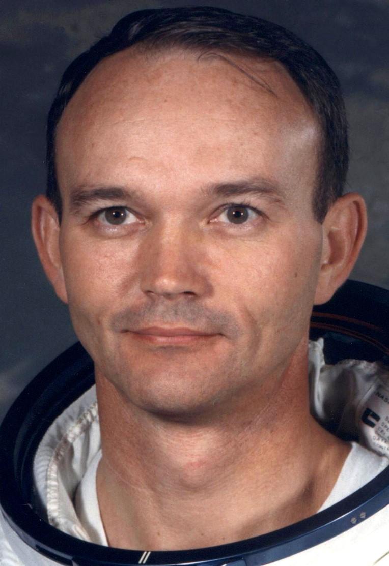 michael collins astronaut mailing address - photo #14
