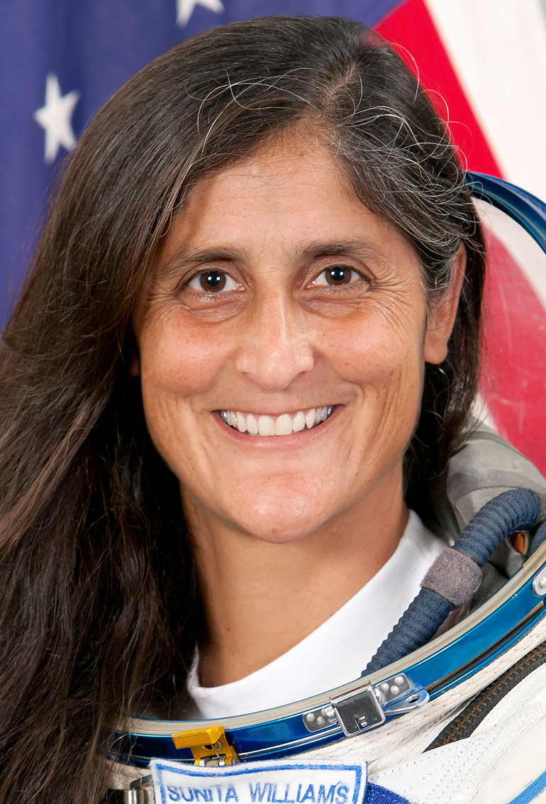 sunitha willams Pictures of earth from and astronaut – a free powerpoint ppt presentation ( displayed as a flash slide show) on powershowcom - id:.