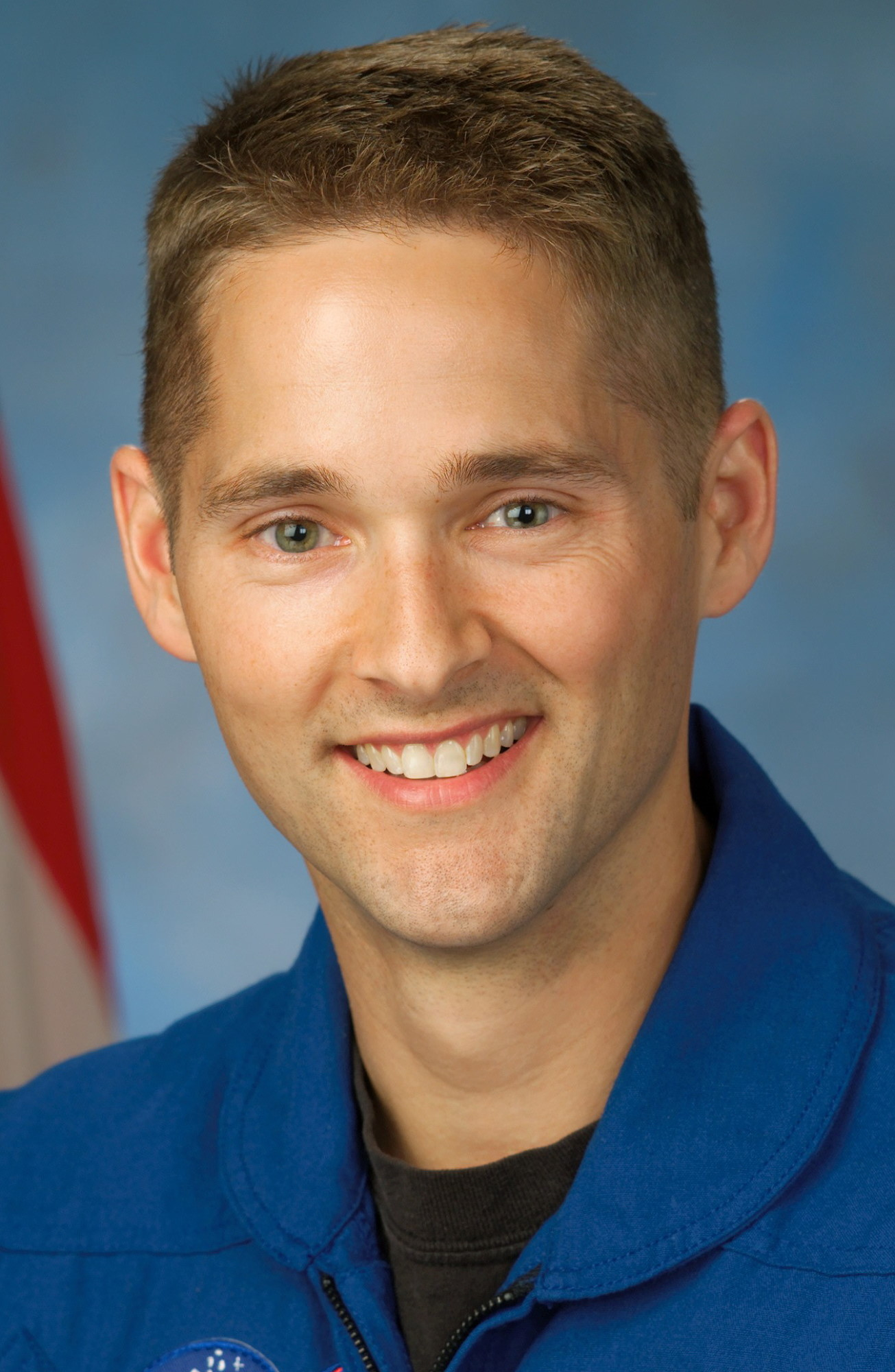 Astronaut Biography: James Dutton