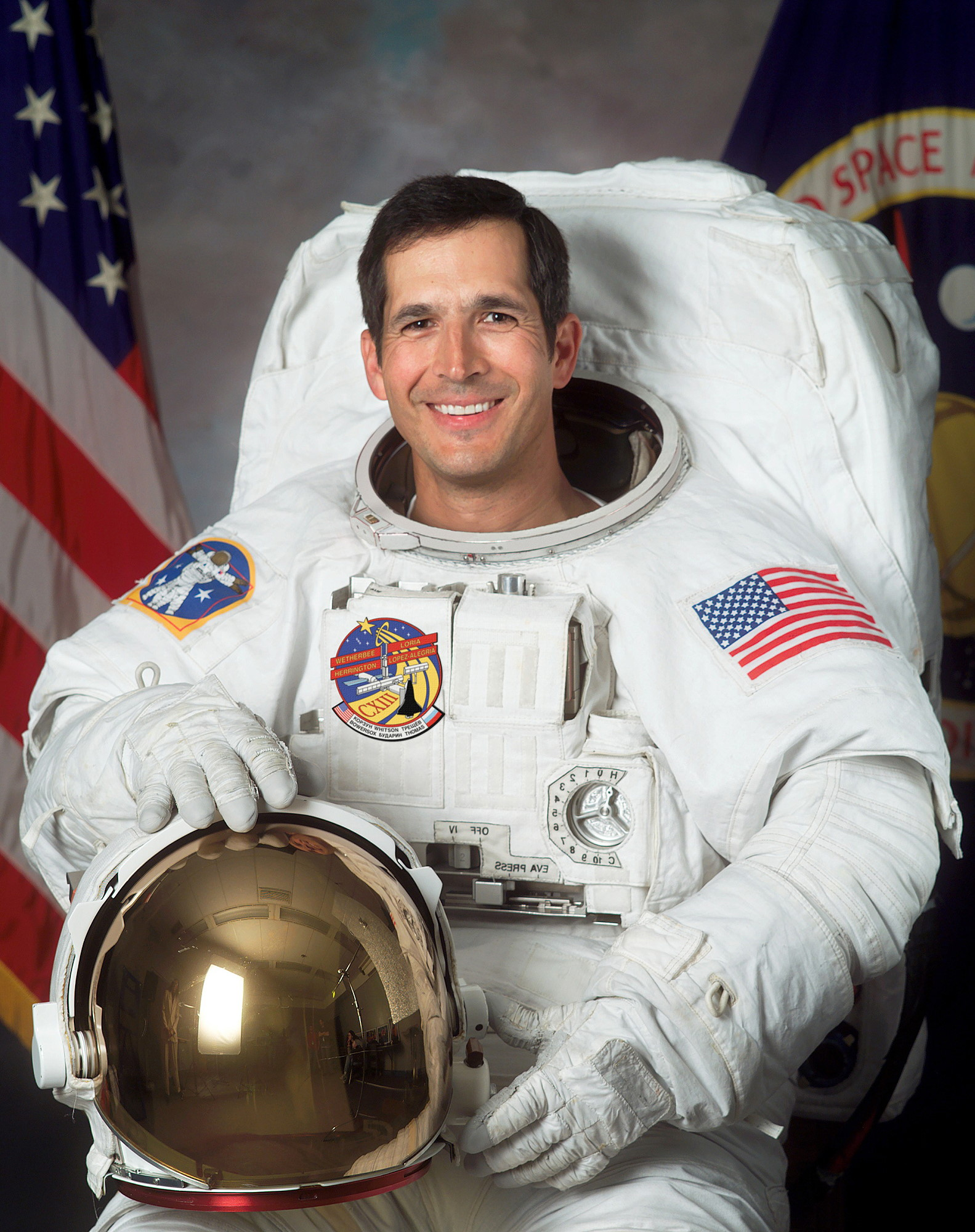first u.s. astronaut -#main