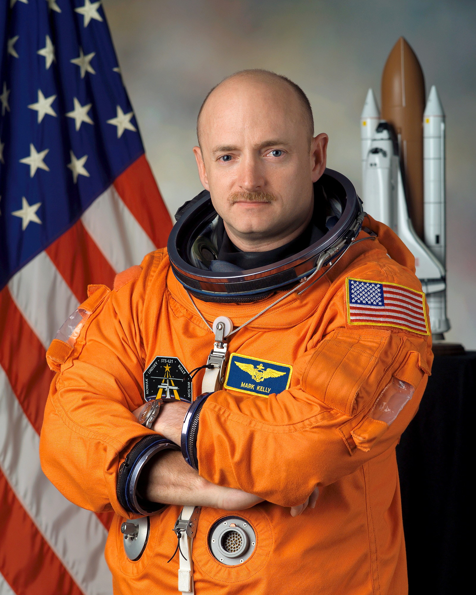 Astronaut Biography: Mark Kelly
