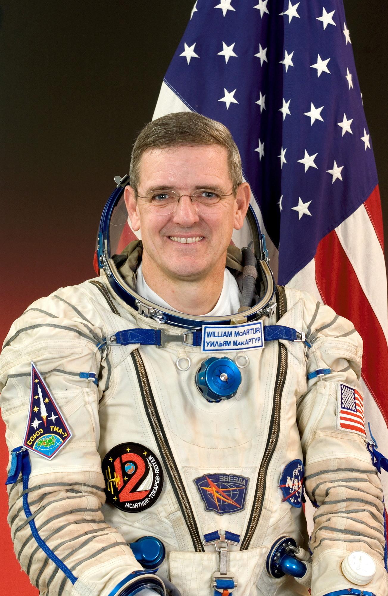 Astronaut Biography: William McArthur