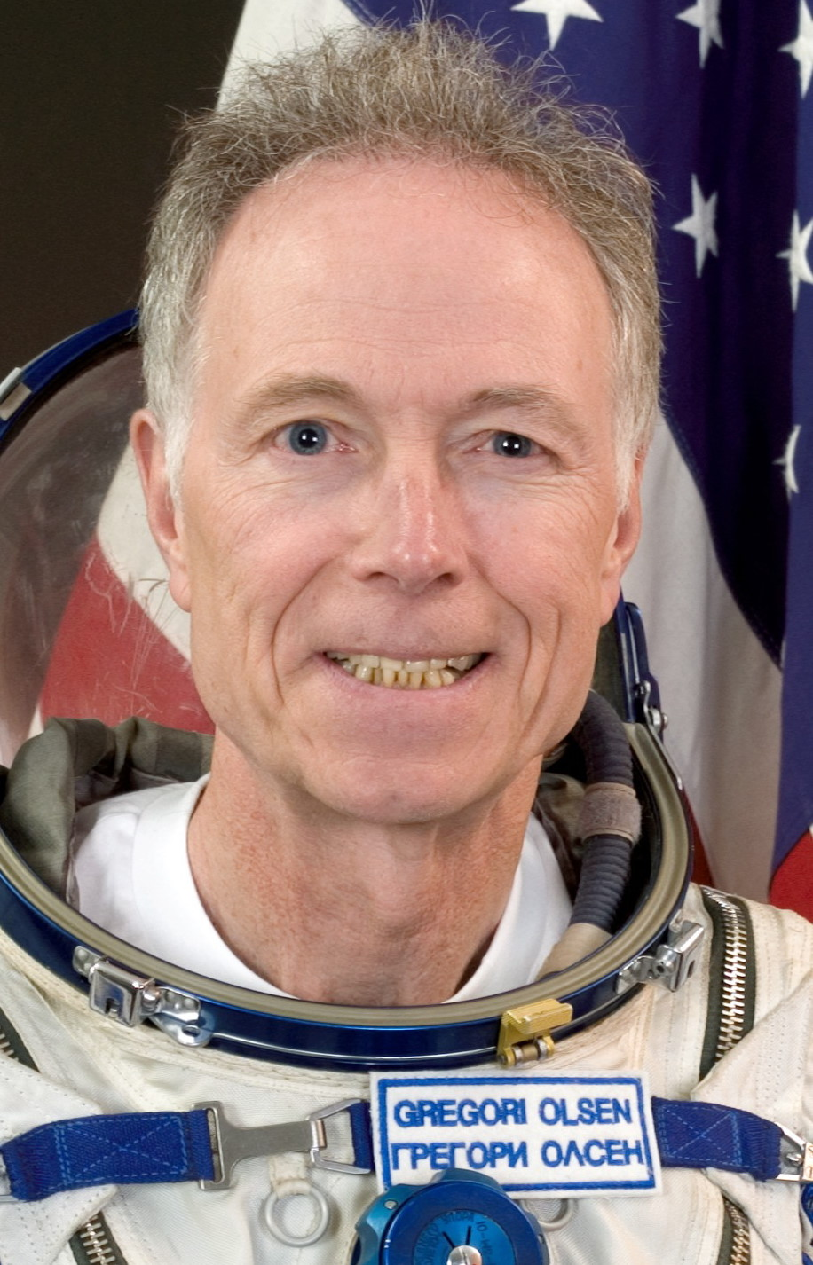 Astronaut Biography Gregory Olsen