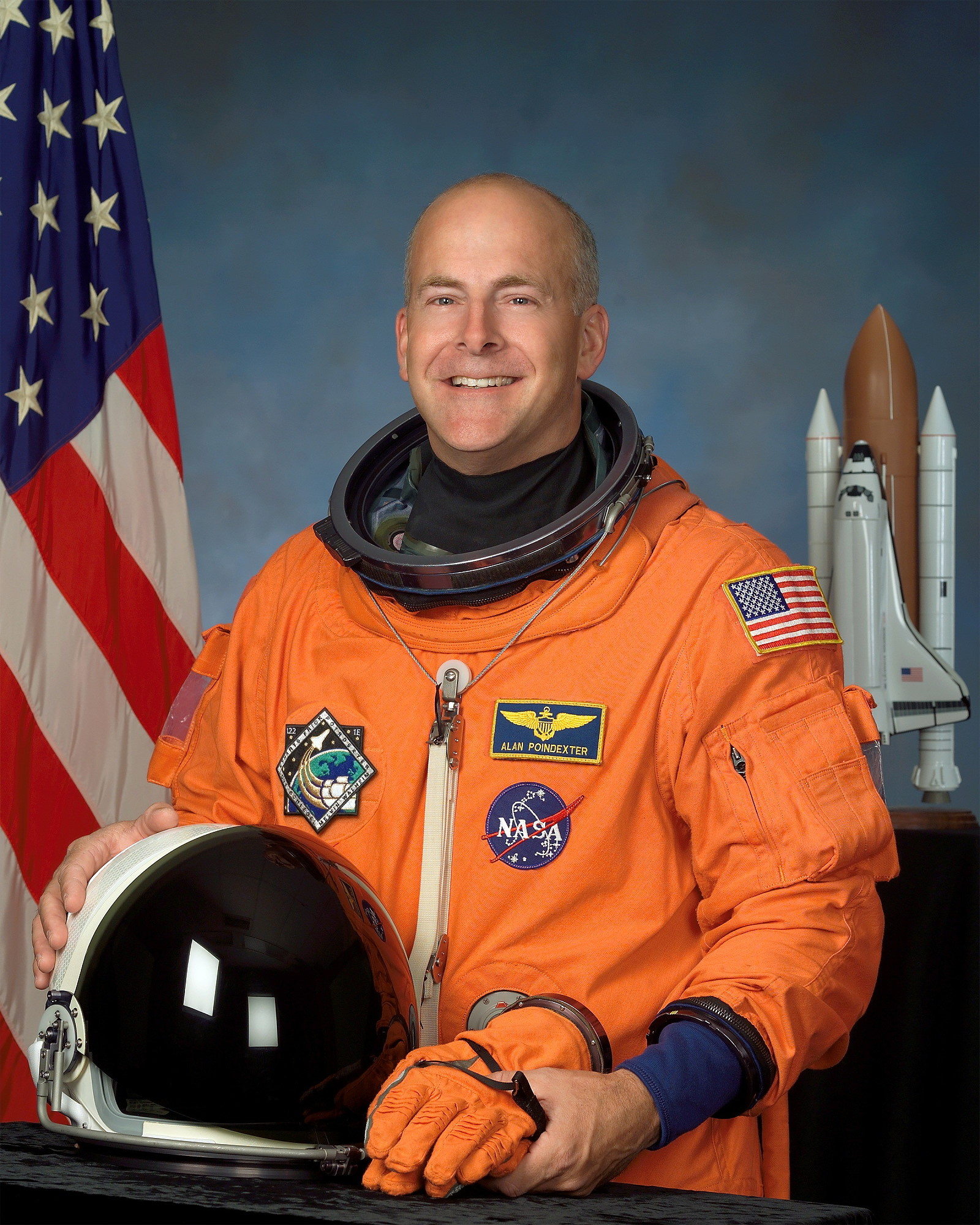 Astronaut Biography: Alan Poindexter