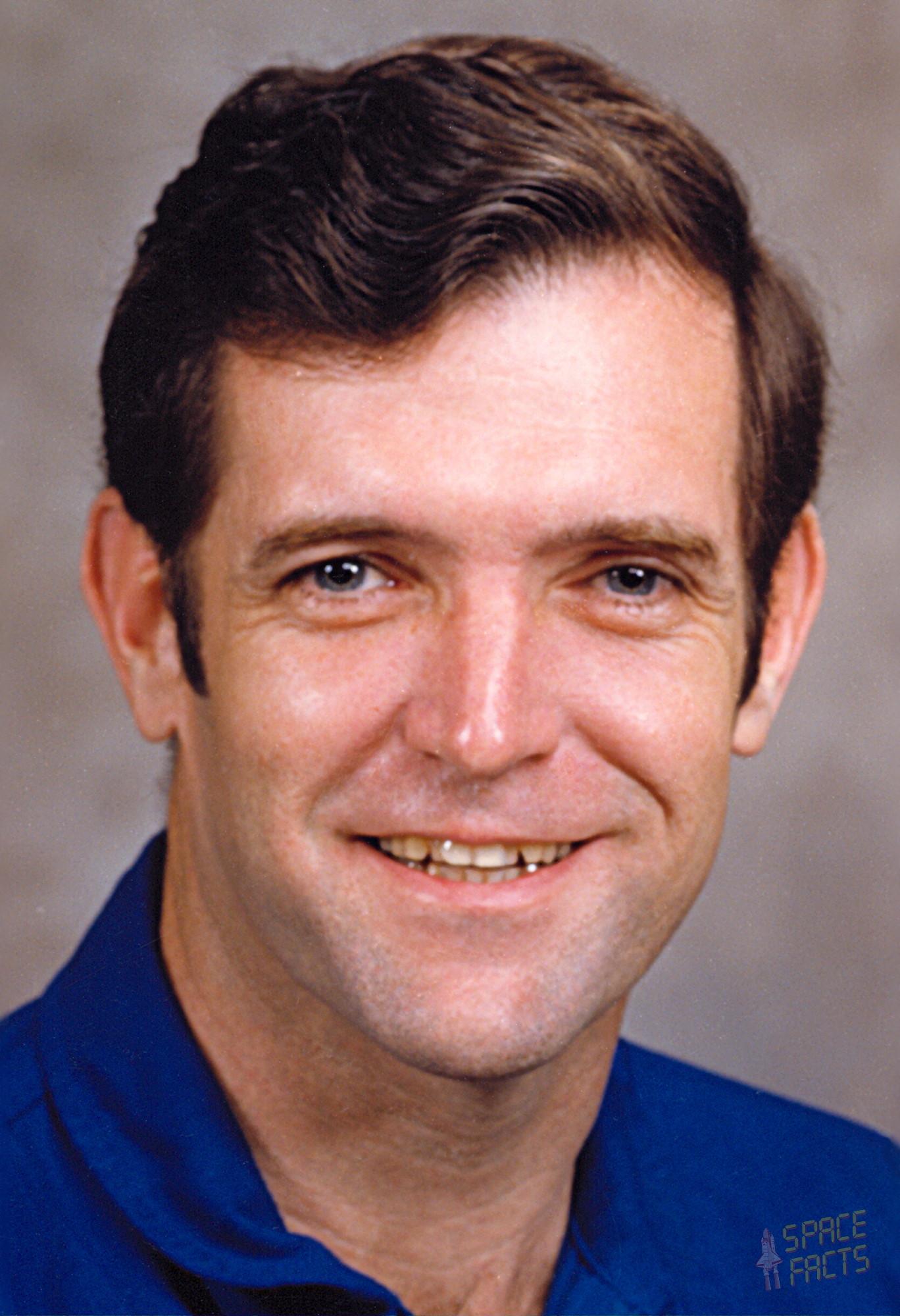 Astronaut Biography Richard Scobee
