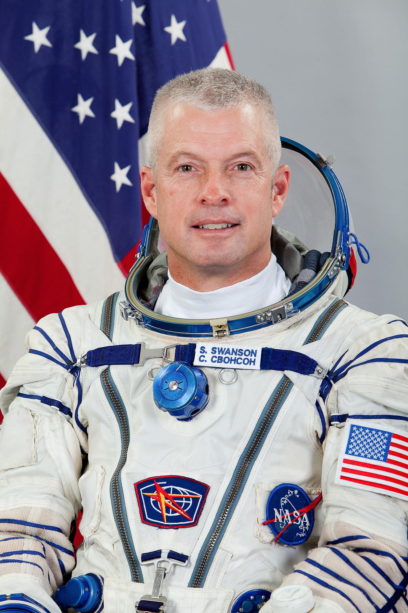Astronaut Biography Steven Swanson