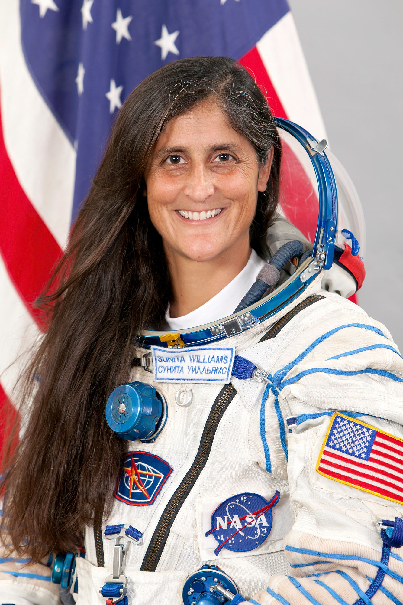 astronauts sunita williams -#main