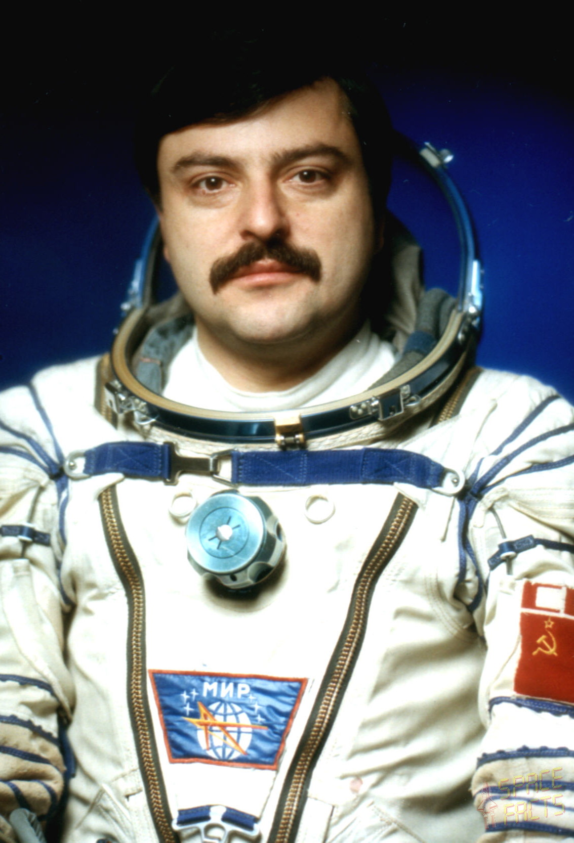 famous russian astronauts - photo #3