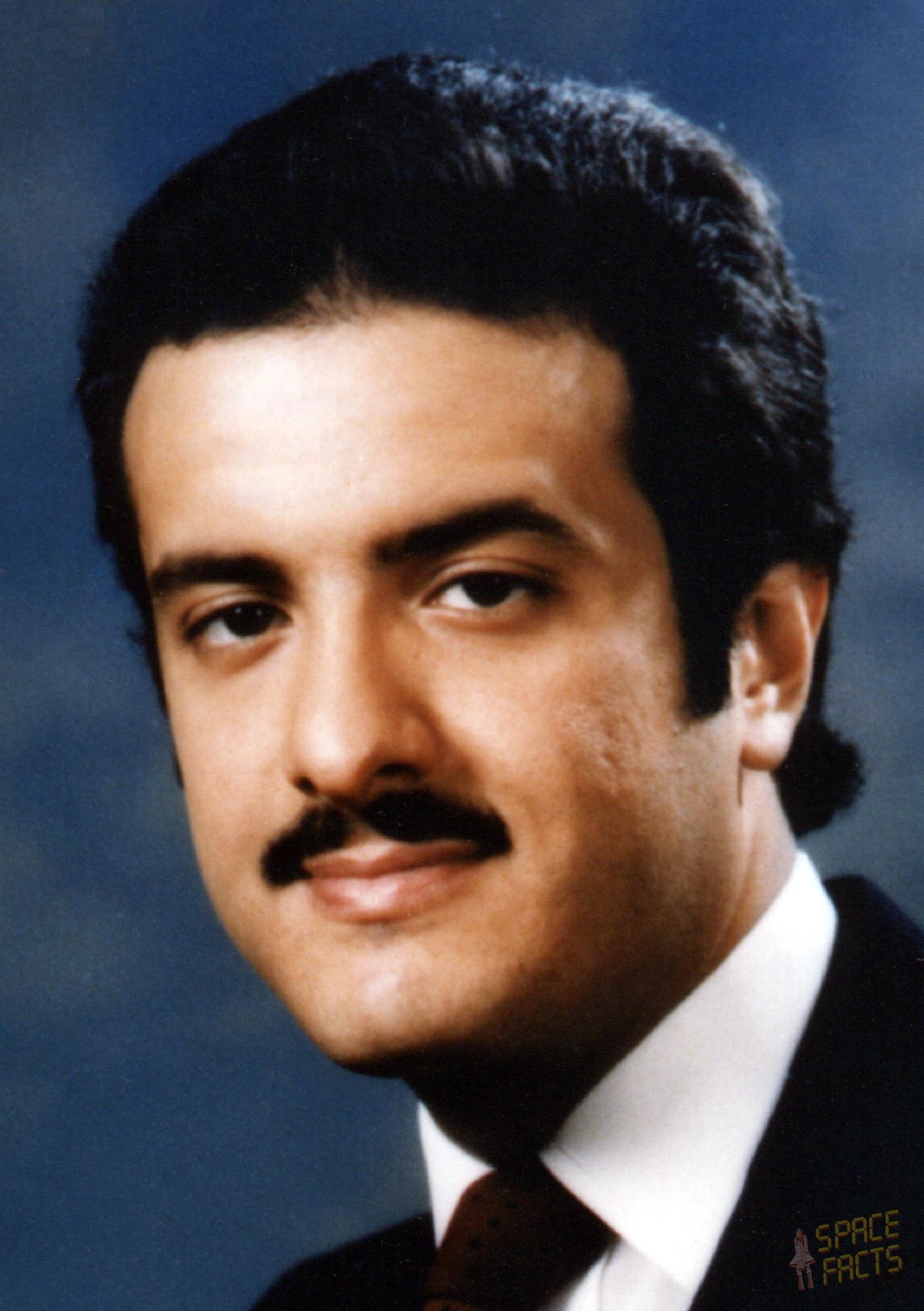 Astronaut Biography Salman Al Saud