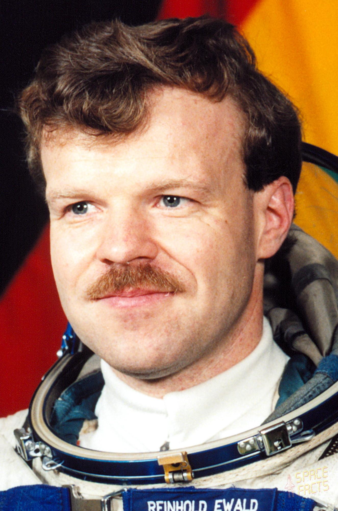 Cosmonaut Biography Reinhold Ewald