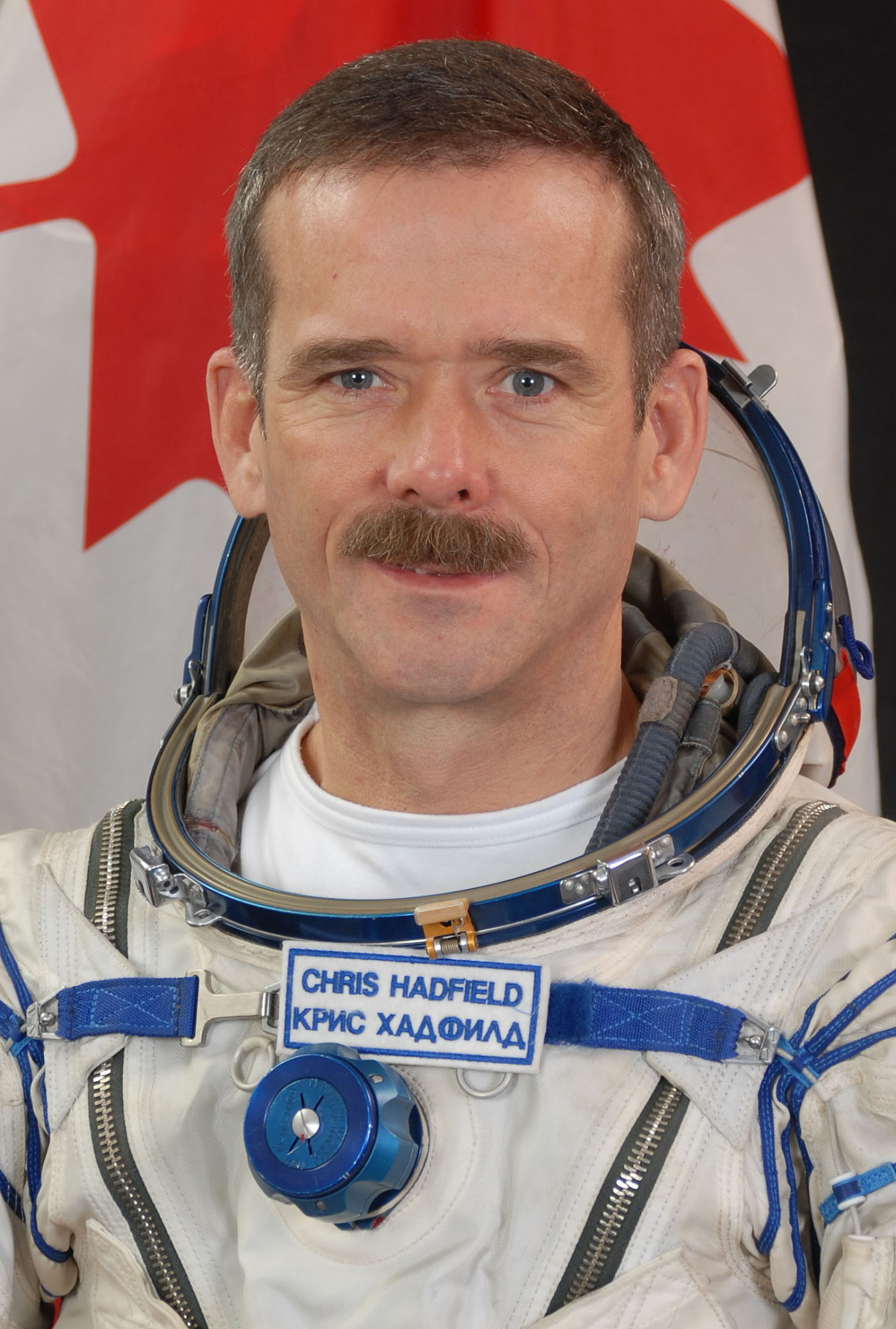 Chis hadfield