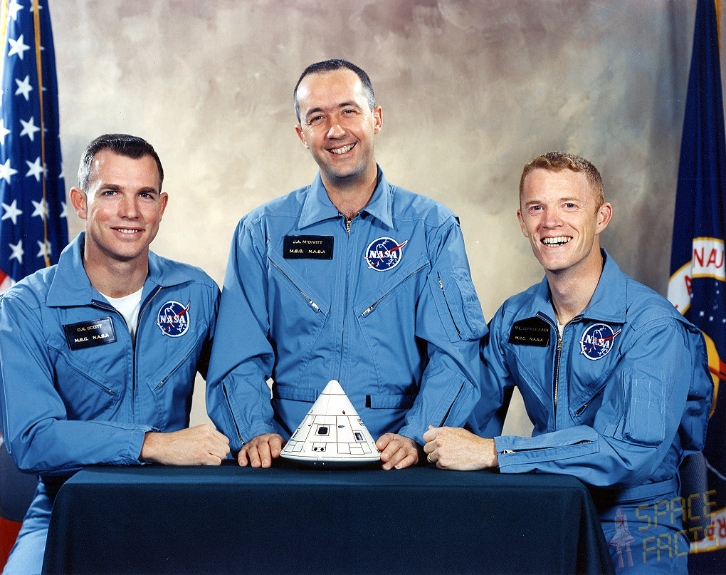 apollo 2 crew - photo #18