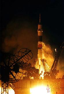 Image result for soyuz tm-2 launch