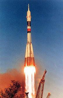 Image result for soyuz tm-9 launch