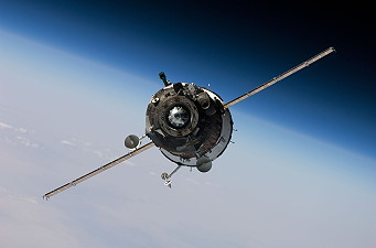 Soyuz TMA-16 arrives at the ISS