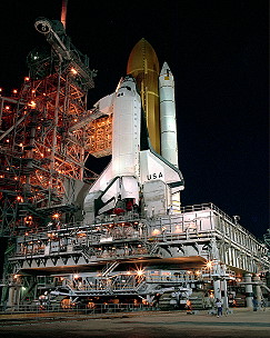 Space Shuttle STS-28 Sticker NASA   Rare!