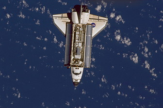 STS-97 im Orbit
