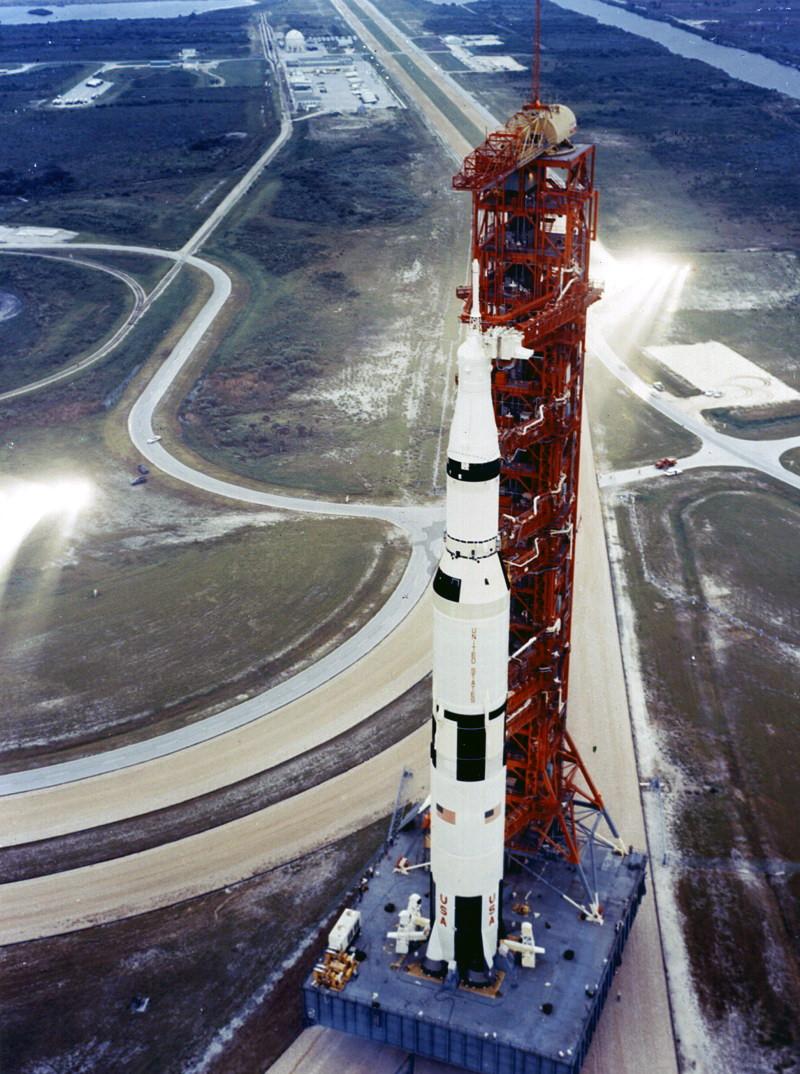 Apollo 12 rollout