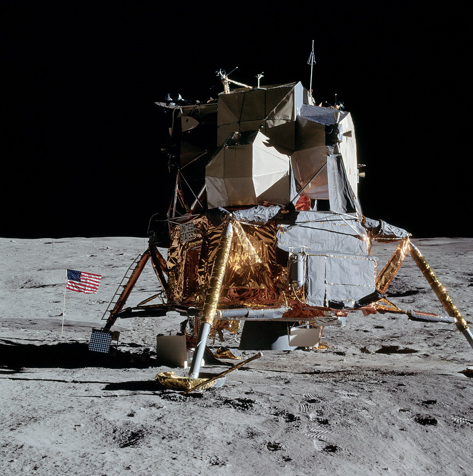 drawing apollo 11 moon lander - photo #22