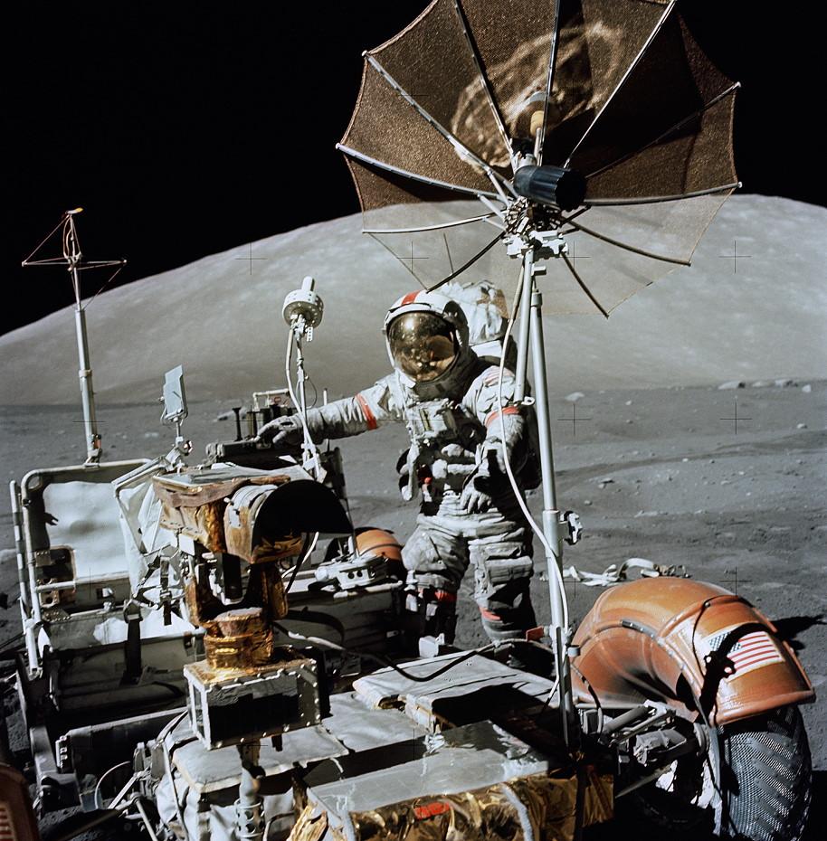 40 Years Ago This Month: Apollo 17