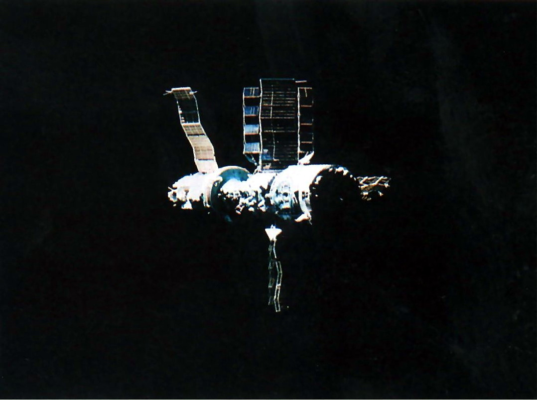 Salyut Space Station - Pics about space