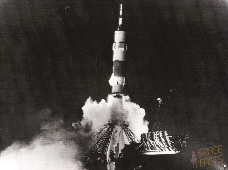 Image result for soyuz t-4 launch