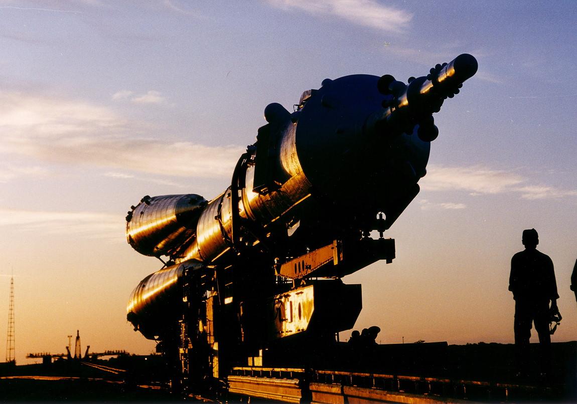 ソユーズTM-22