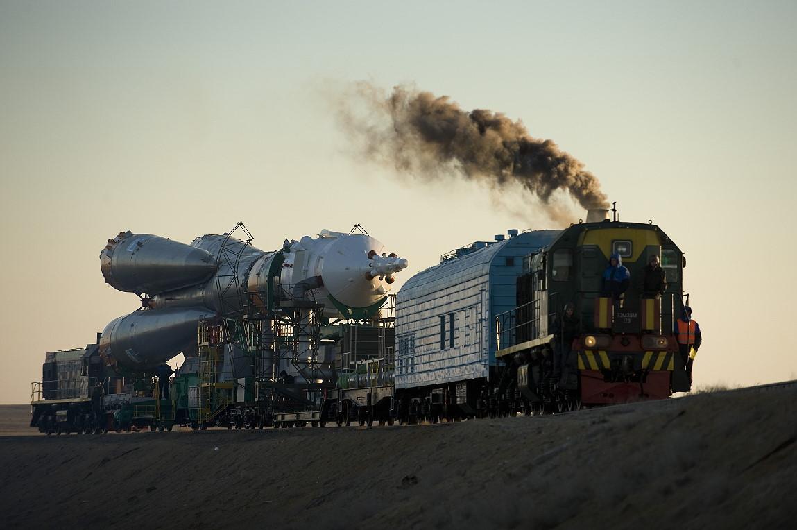 ソユーズTMA-14