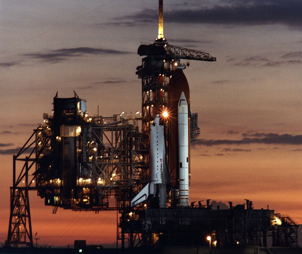 space shuttle discovery launch in 1984 - photo #20