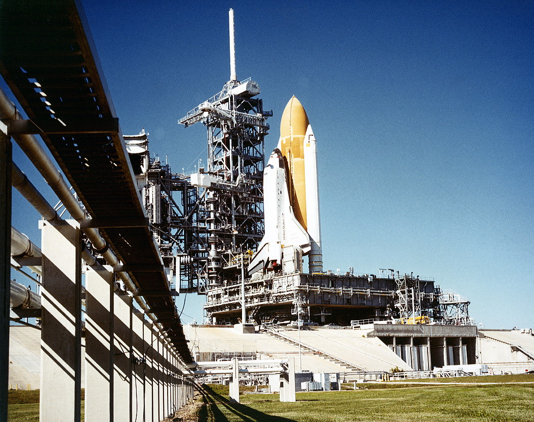 on mission space shuttle challenger sts 51l - photo #12