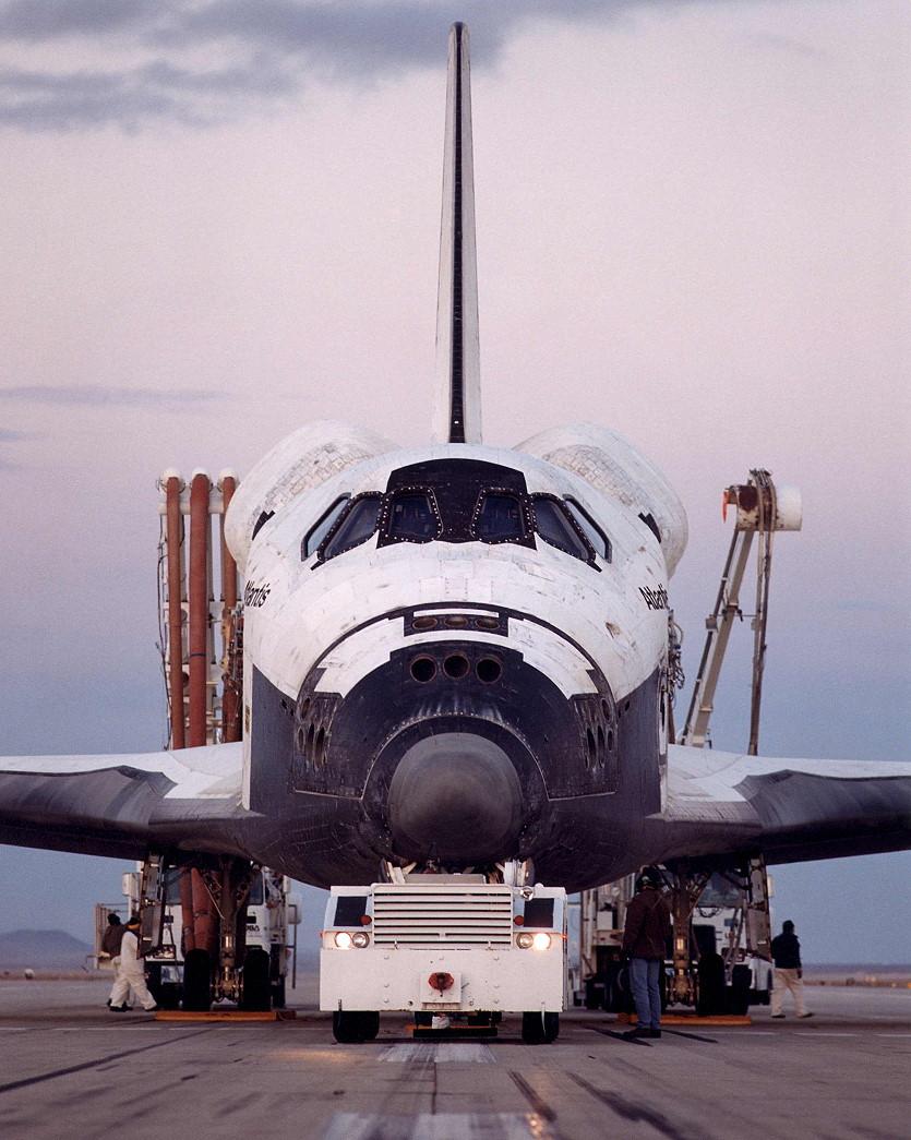 Space Shuttle Era Crew Quarters