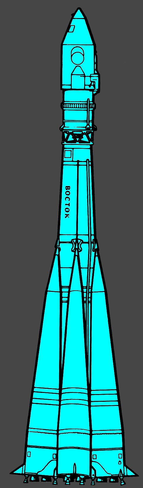 vostok rocket model - photo #20