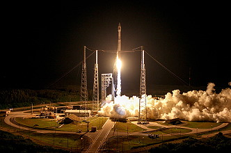Cygnus launch