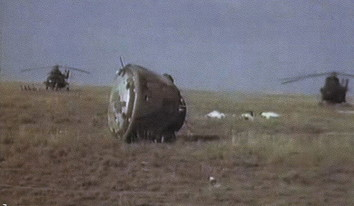Soyuz 11 recovery