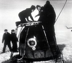 Image result for soyuz 27 landing