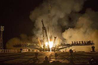 Soyuz TMA-10M launch
