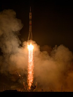Soyuz TMA-12M launch