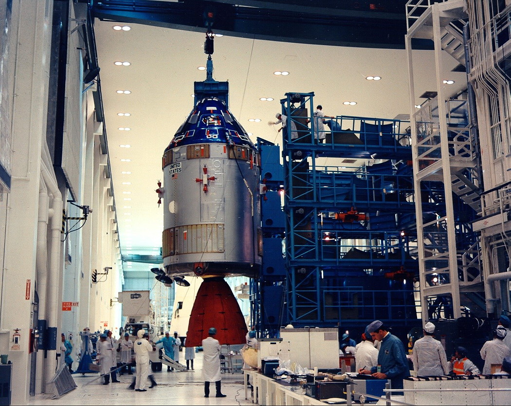 Apollo 9 Integration