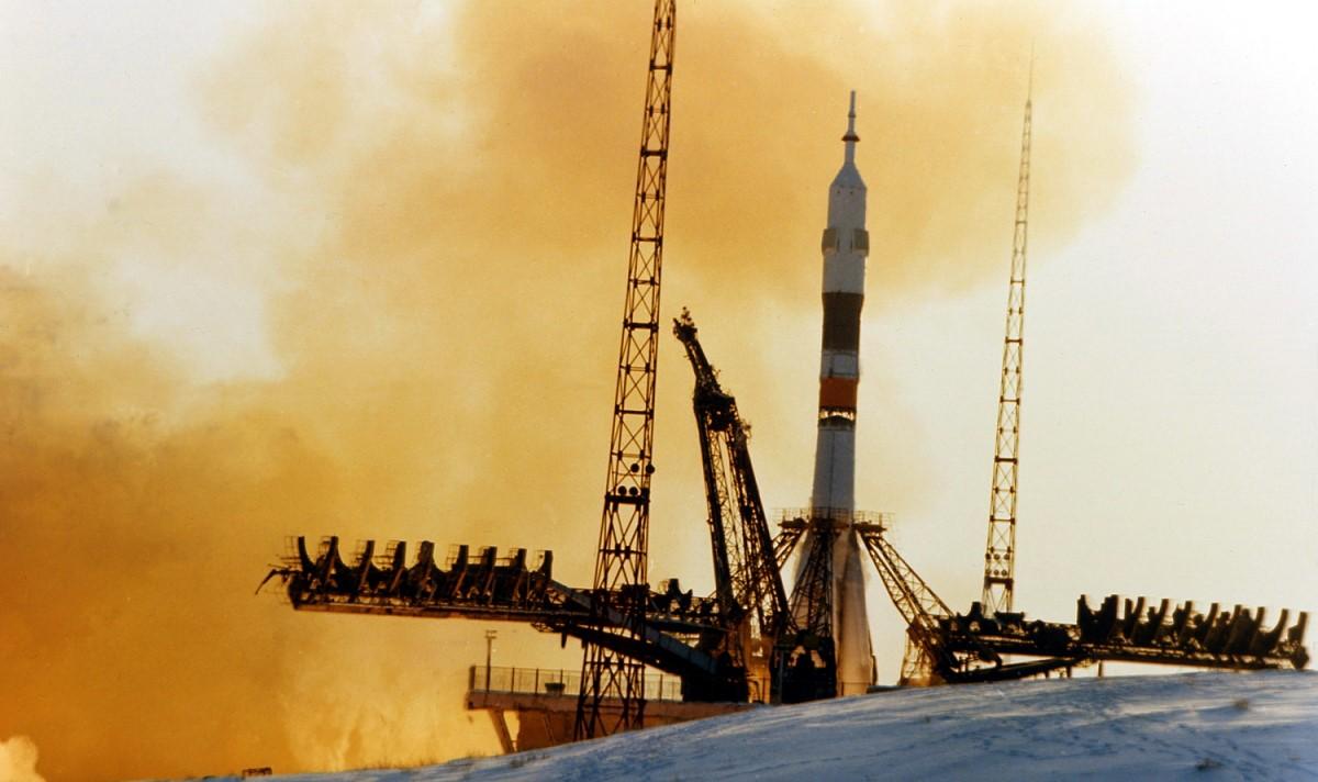 Image result for soyuz t-10 launch