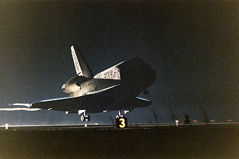 Raumflugbericht: STS-61