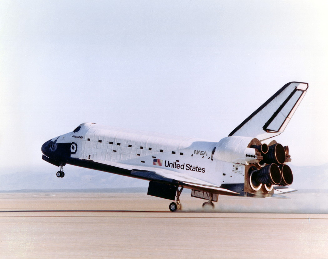 Spaceflight mission report: ST...