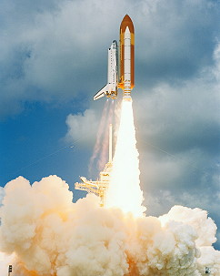STS-114 launch