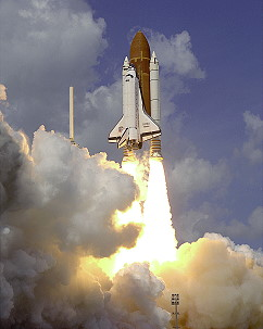 STS-34 launch