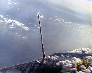 STS-58 launch