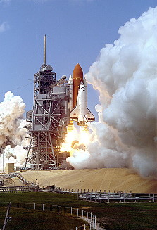 STS-71 launch