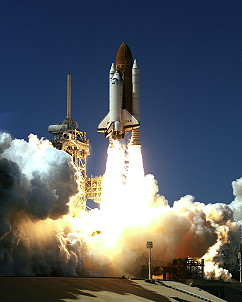 Image result for sts-83 launch
