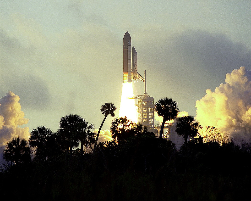 STS-39 launch