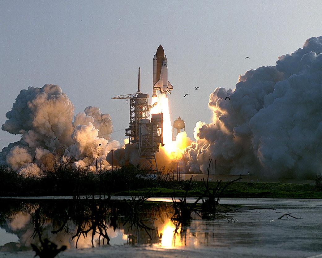 space shuttle g force -#main