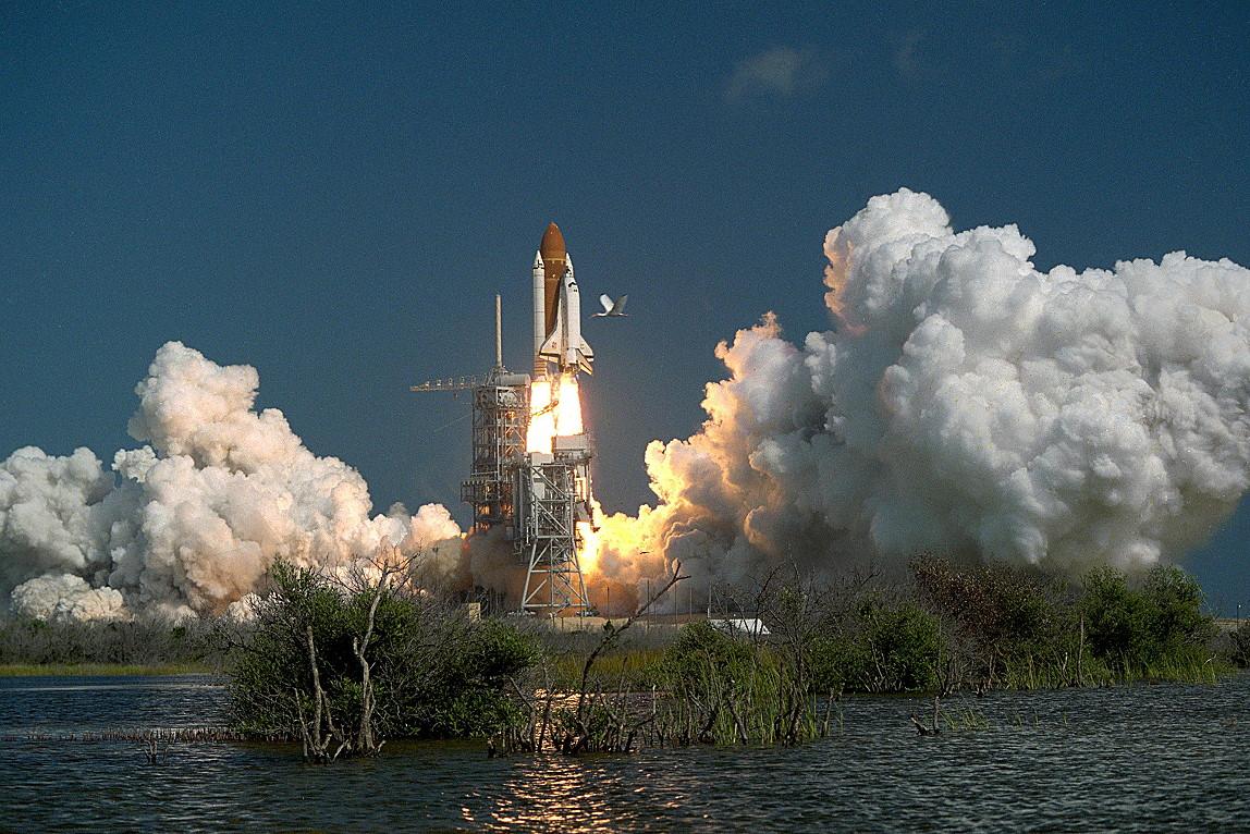 space flight 1985 - photo #48