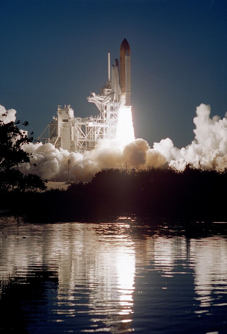 Image result for sts-98 launch